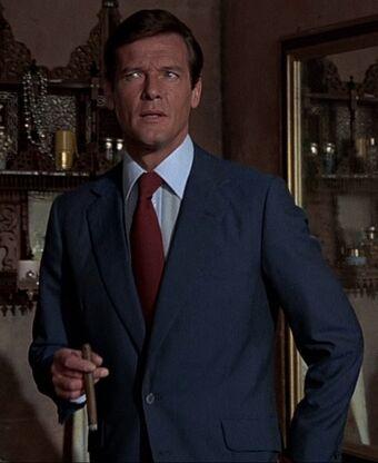 Cyril Castle Marine Blue Suit James Bond Wiki Fandom