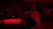 Scaramanga et Rodney lors du duel