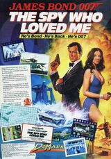 The Spy Who Loved Me (video game)
