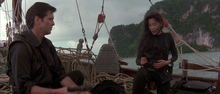 Wai Lin, Bond et les détonateurs