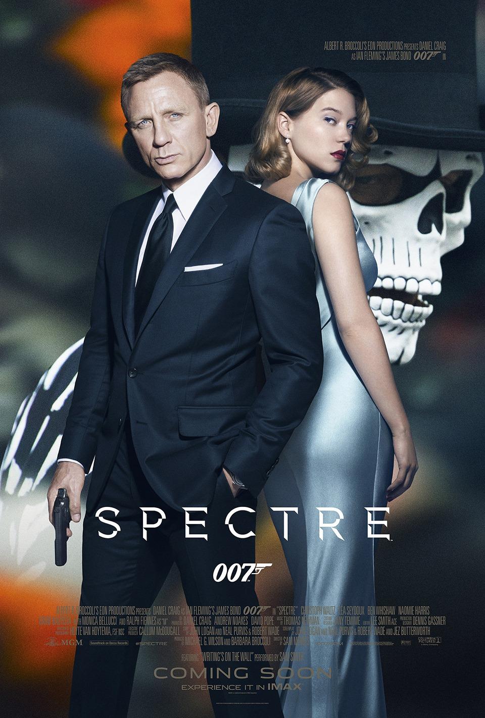 James Bond Spectre Deutschland