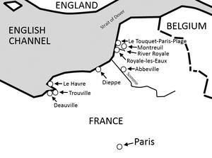 Royale-les-Eaux Map