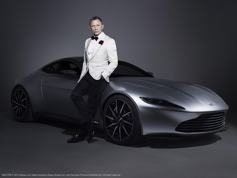 Charming Aston Martin DB10
