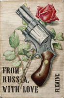 From Russia, With Love (1st Edition Cover)