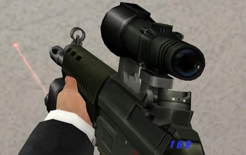 SIG SG 551 | James Bond Wiki | Fandom