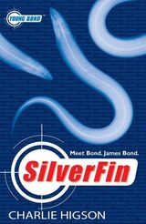 SilverFin (novel)