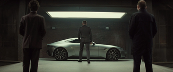 Spectre (2015) - Introduction to the DB10