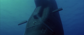 TWINE - Victor-III submarine crashes