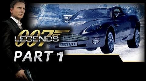 007 Legends Walkthrough - Mission 1 - Goldfinger (Part 1) Xbox 360 PS3 Wii U PC