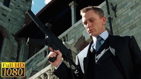 """Casino Royale (2006) - """"The Name's Bond, James Bond"""" Ending Scene (1080p) FULL HD"""