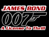 James Bond 007: A License To Thrill