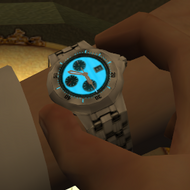 Laser watch, inactive (Nightfire, PC)