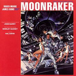 Various Artists-Moonraker Soundtrack 3