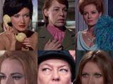 List of female James Bond villains