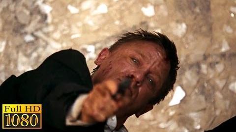 Quantum of Solace (2008) - Chasing Scene (1080p) FULL HD