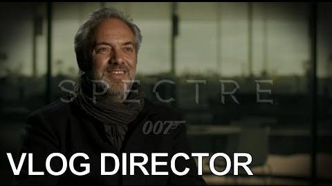 SPECTRE. James Bond 007. Detrás de la cámara con el director Sam Mendes. En cines 6 de Noviembre.