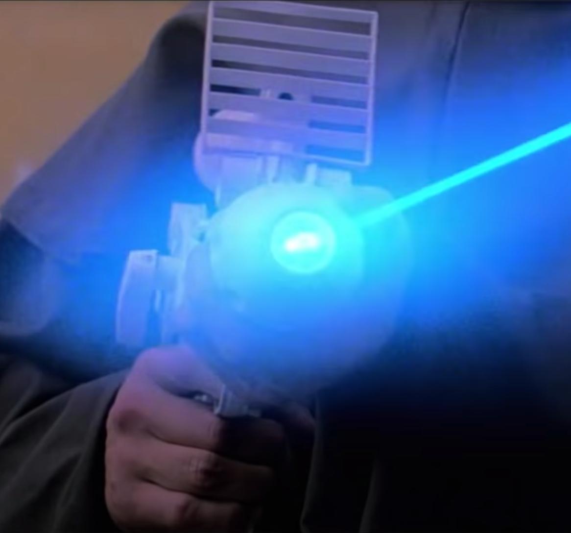 Gadgets - MR - Laser