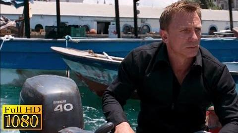 Quantum of Solace (2008) - Boat Chasing Scene (1080p) FULL HD