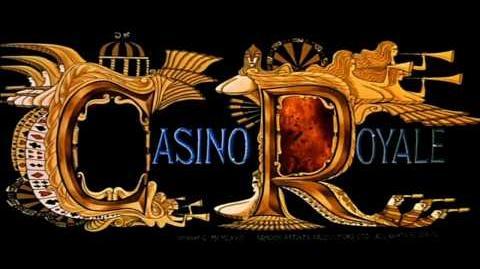 Burt Bacharach ~ Casino Royale