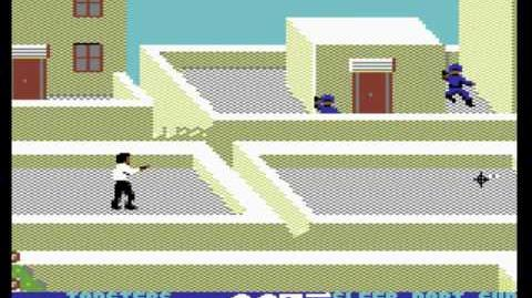 C64 Longplay - The Living Daylights