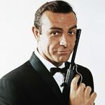 James Bond (Sean Connery) - Profile