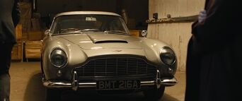 Skyfall - The Classic DB5 Returns
