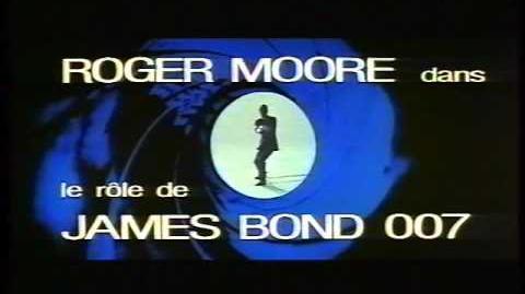 1979 - Moonraker bande annonce vf