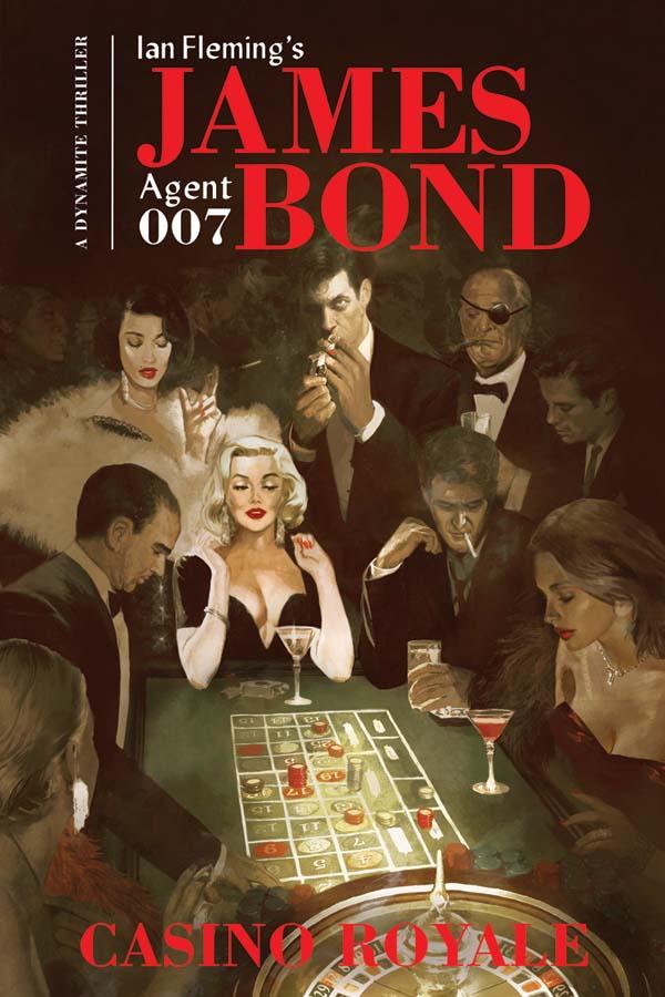 casino royale novel