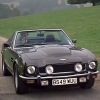 Vehicle - Aston Martin V8 Vantage Volante