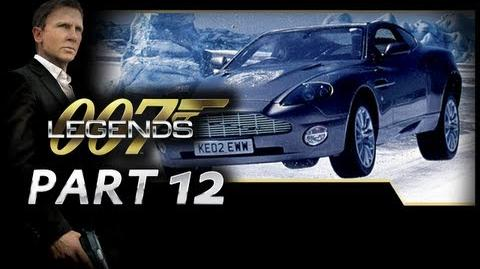 007 Legends Walkthrough - Mission 5 - Moonraker (Part 2) Xbox 360 PS3 Wii U PC