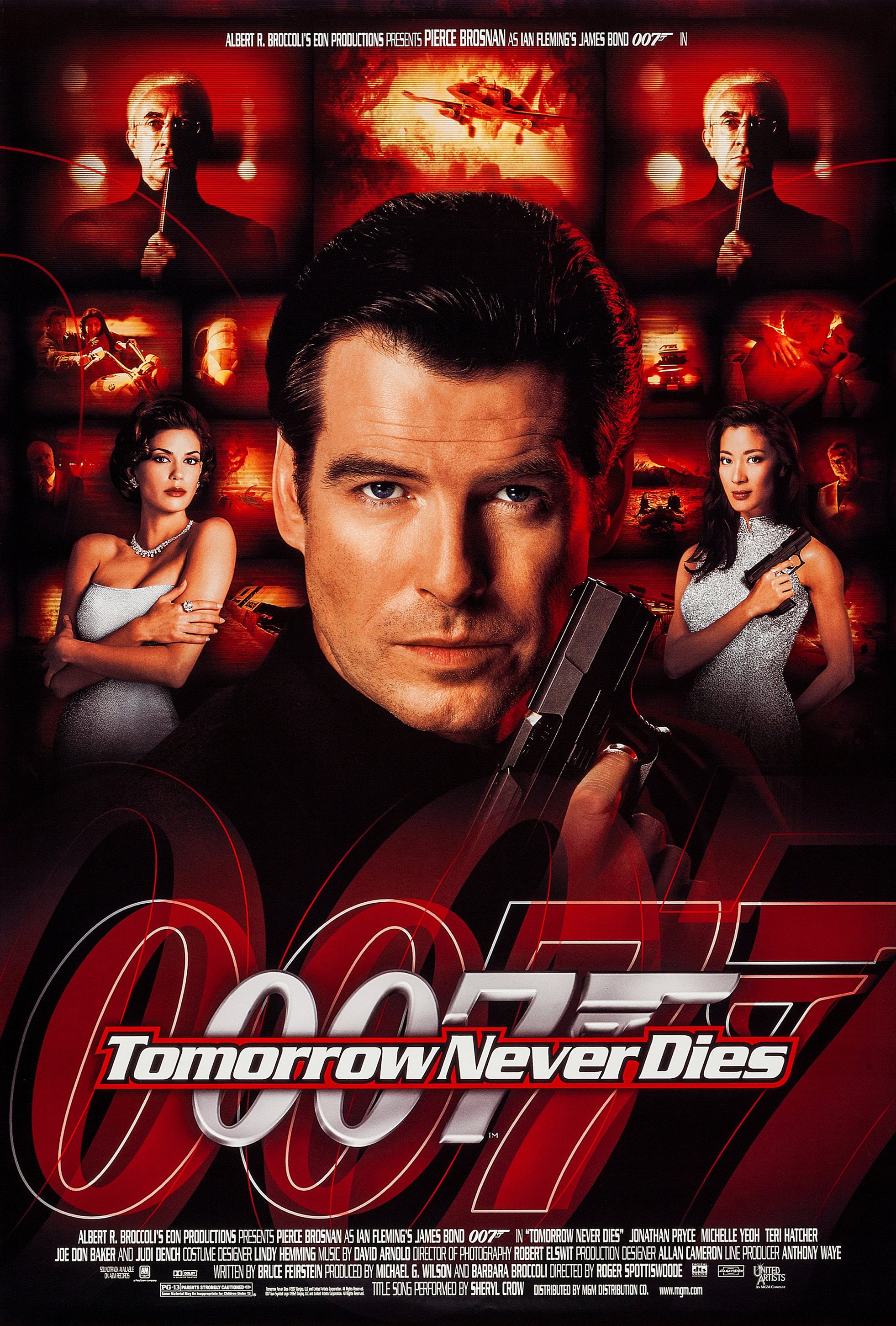 Tomorrow Never Dies Film James Bond Wiki Fandom