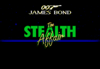 Title Card - Operation Stealth