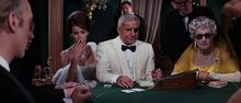 Domino et Largo au casino