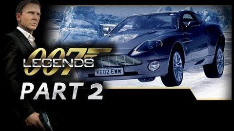 007 Legends Walkthrough - Mission 1 - Goldfinger (Part 2) Xbox 360 PS3 Wii U PC