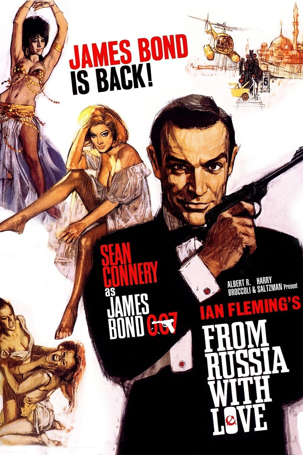 From Russia with Love (film) | James Bond Wiki | FANDOM ...