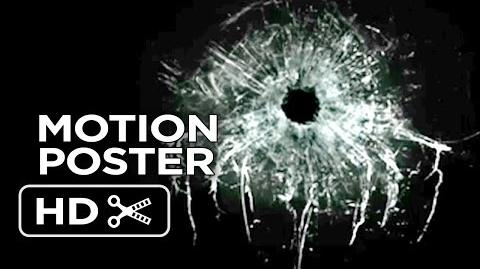 Spectre Motion Poster (2014) - Daniel Craig, Christoph Waltz Movie HD