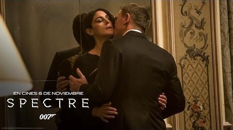 SPECTRE. James Bond 007. Villa. En cines 6 de noviembre