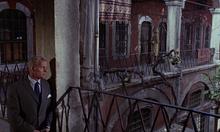 Grant espionnant Romanova