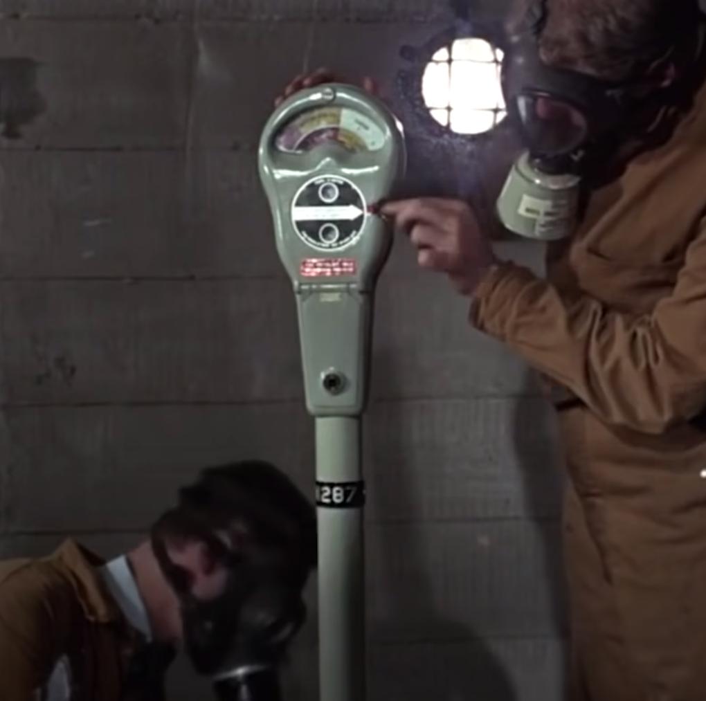 Gadgets - GF - Parking Meter