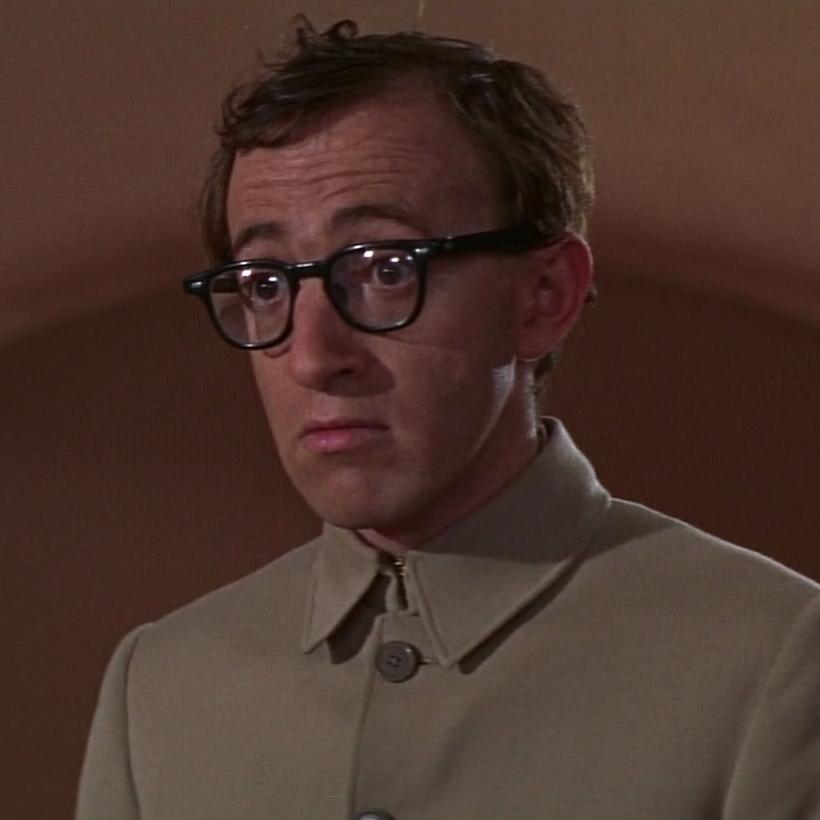 ef070031d6 Jimmy Bond (Woody Allen)