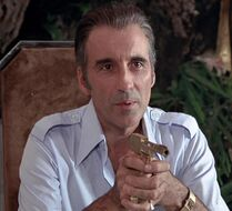 Francisco Scaramanga (Christopher Lee) - Profile