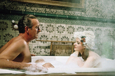 David Niven in Casino Royale - Bath Scene (Promotional Image)