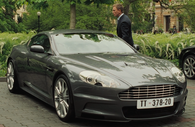 Aston Martin DBS V James Bond Wiki FANDOM Powered By Wikia - How many aston martin dbs were made