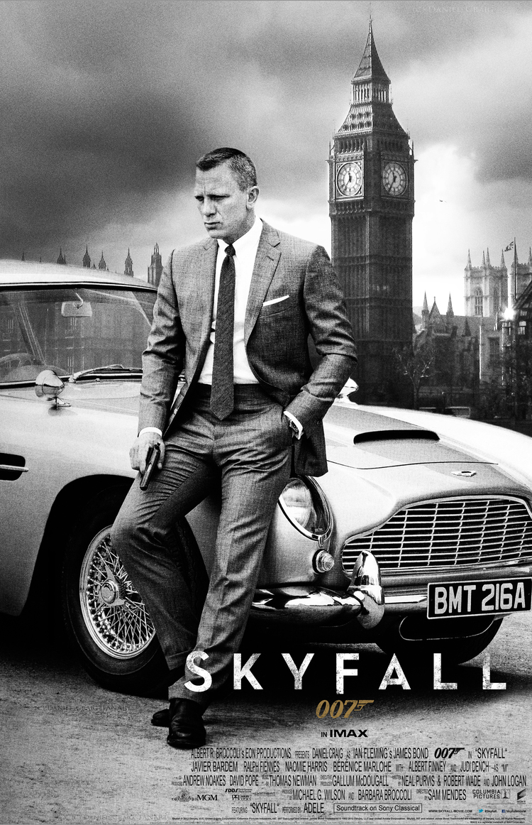 image - skyfall-poster-imax | james bond wiki | fandom powered