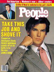 People Magazine, August 11 1986