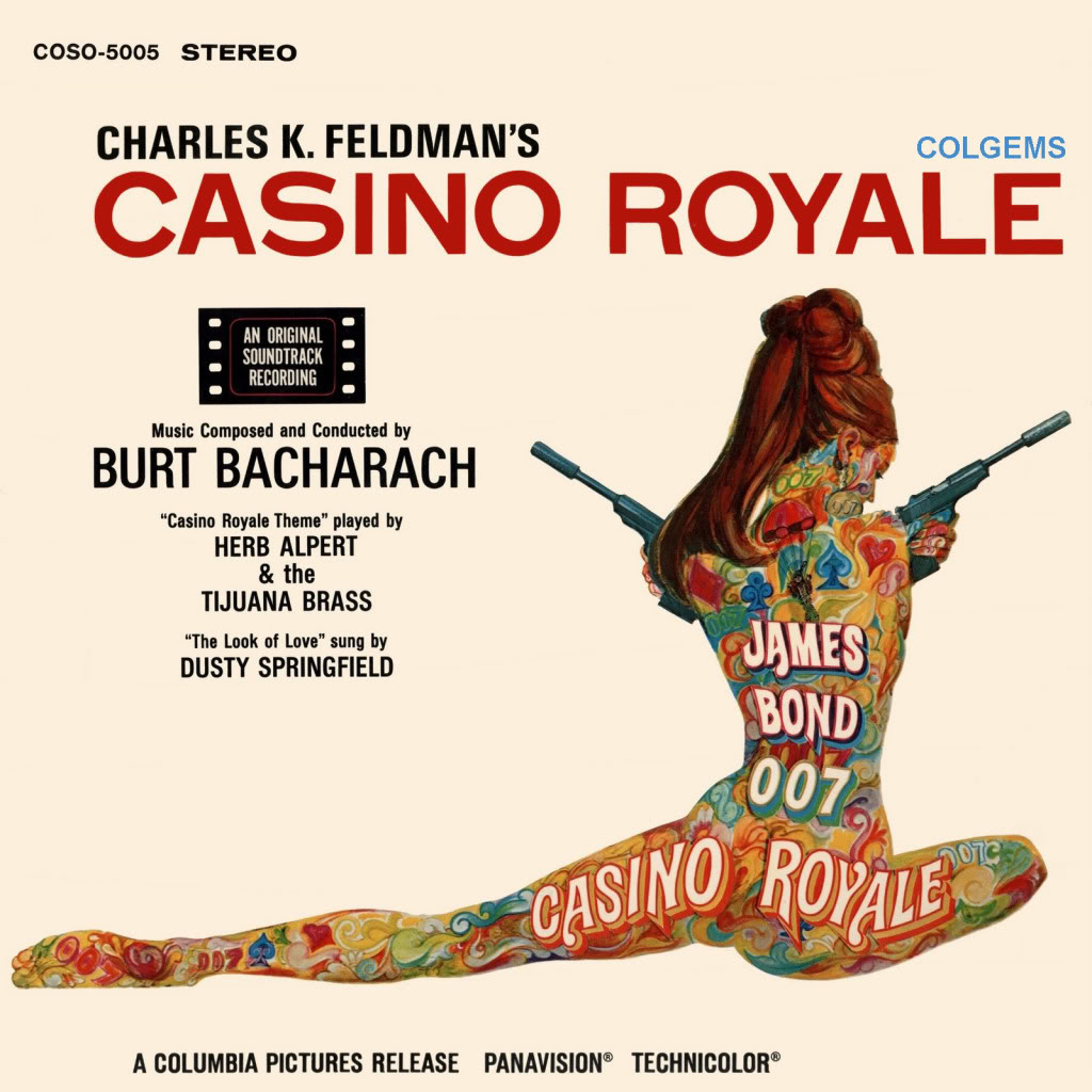 Musique theme casino royale chris convery poker