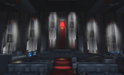 The Kremlin silo with ICBMs (Everything or Nothing)