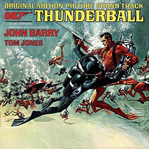 Thunderball (soundtrack) | James Bond Wiki | FANDOM powered