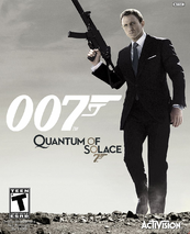 Quantum of Solace (video game)