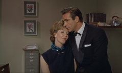 Dr. No - Bond and Moneypenny